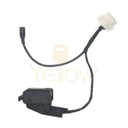 BMW ISN DME CABLE FOR MSV & MSD (WORKS WITH XHORSE  VVDI2  READ OUT BMW ISN )