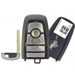 2018-2019 FORD MUSTANG SMART KEY 5 BUTTON REMOTE START / TRUNK